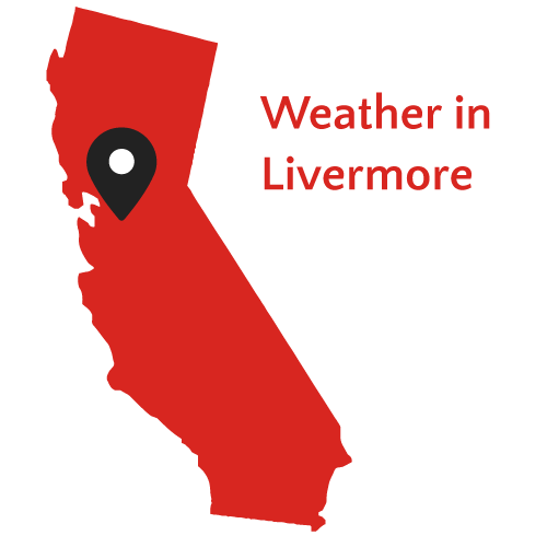 Weather in Livermore